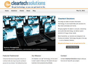 The Cleartech
